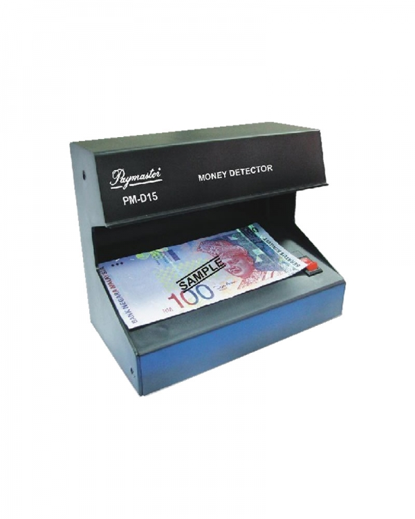 Paymaster PM-D 15 Counterfeit Money Detector