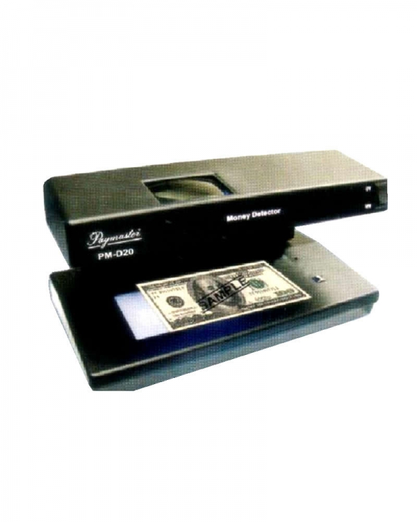 Paymaster PM-D20 Counterfeit Money Detector